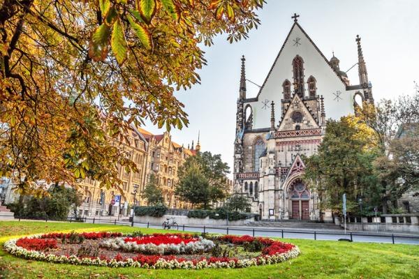 Iglesia de Santo Tomás en Leipzig
