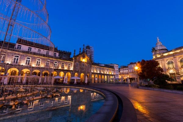 Plaza de la República (Braga)