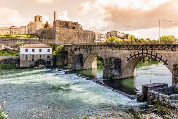 Puente en Braga
