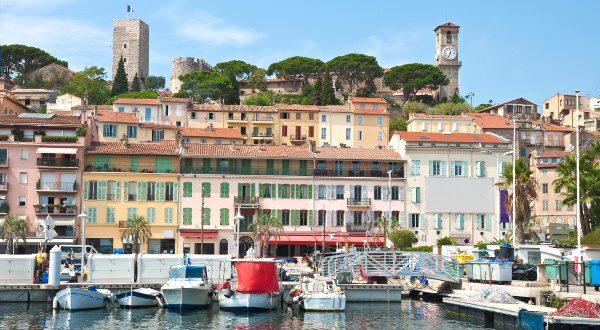 Puerto Viejo de Cannes