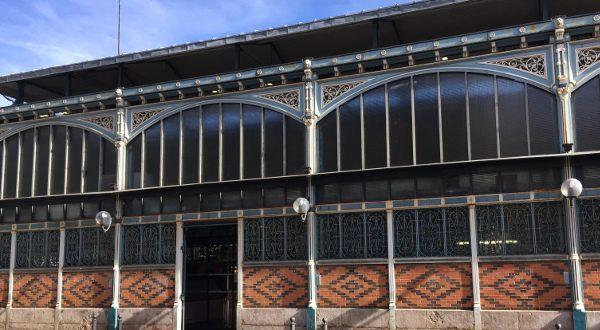 Mercado cubierto de Dijon
