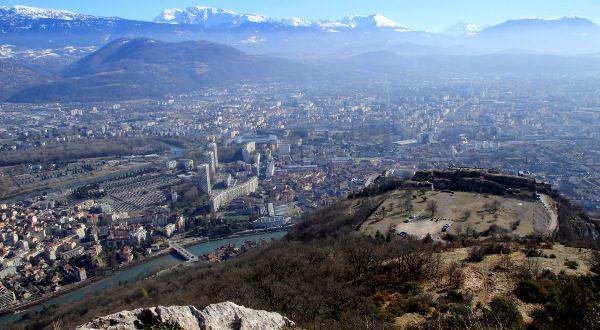 Fuerte de la Bastilla de Grenoble