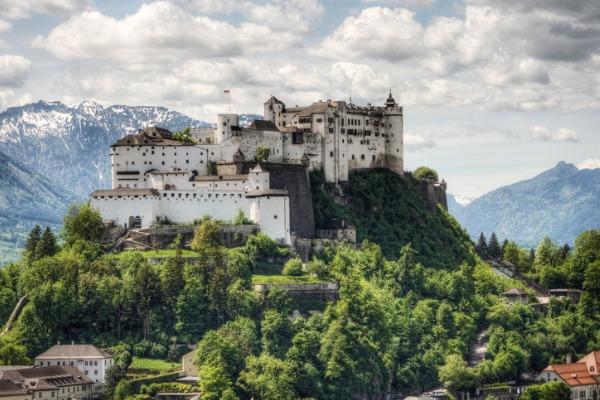 Fortaleza de Hohensalzburg (Salzburgo)
