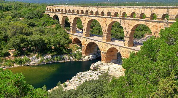 Puente de Gard (Nimes)