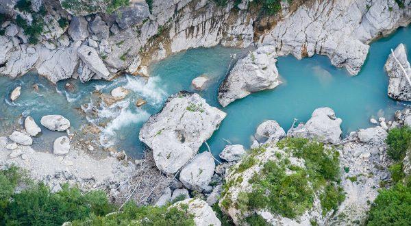 La Estigia, piscina natural en Francia