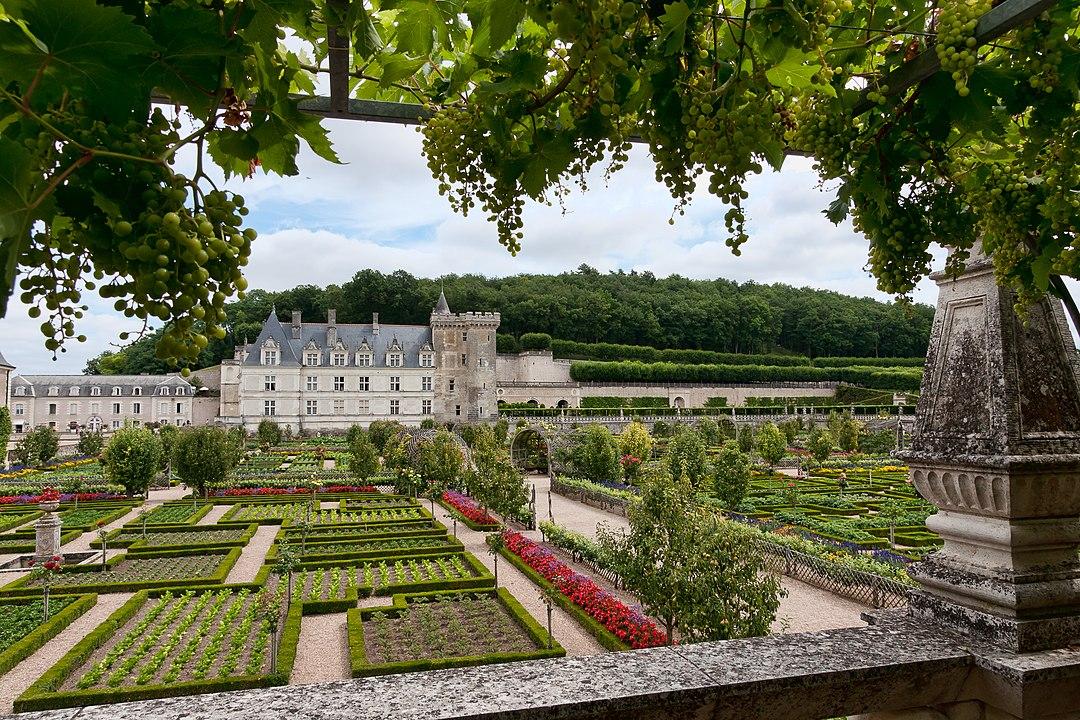 Castillo de Villandry (Francia)