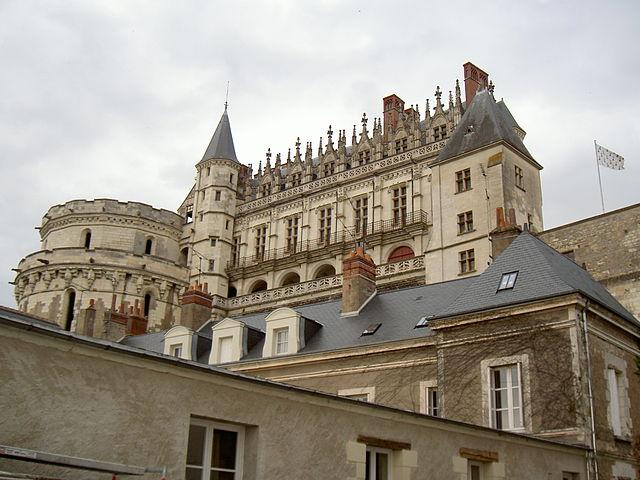Castillo de Amboise (Francia)