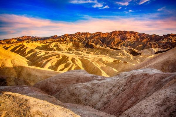 Dunas del Valle de la Muerte (Estados Unidos)