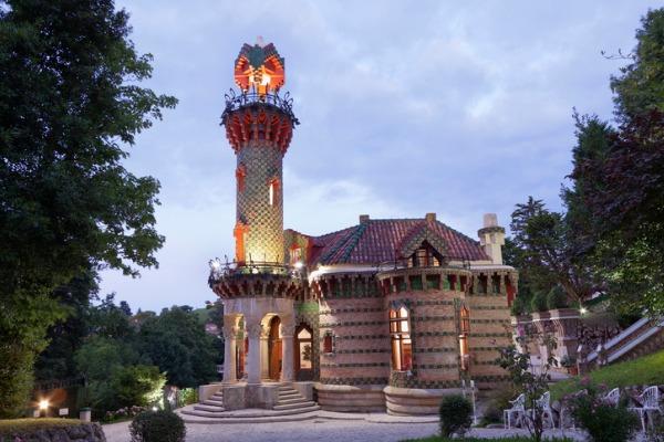 El Capricho de Comillas, de Gaudí