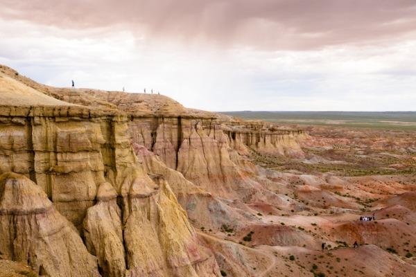 Cañón en el Desierto de Gobi