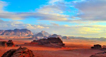 Los desiertos más impactantes del mundo