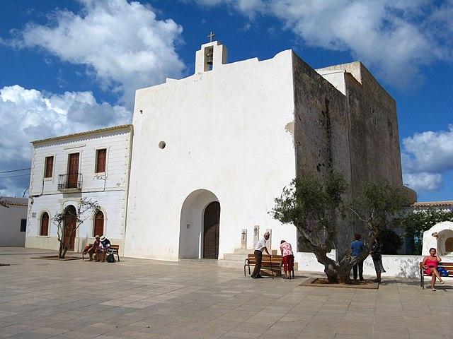 Sant Francesc Xavier (Formentera)