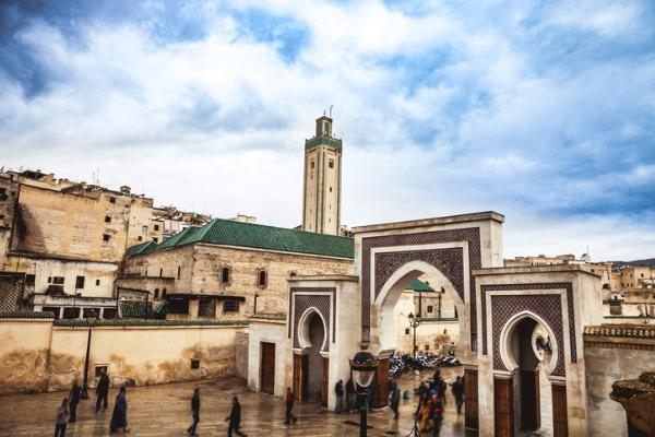 Vistas de Fez (Marruecos)
