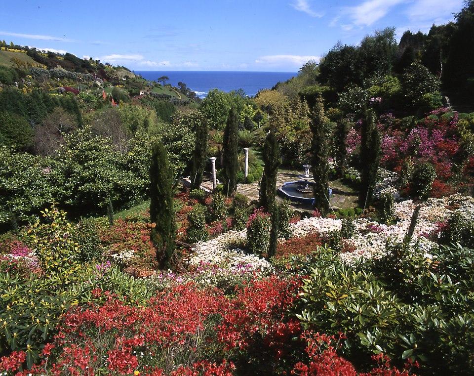 Jardines de Fonte Baixa