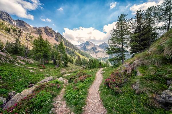 Parque Nacional de Mercantour (Francia)