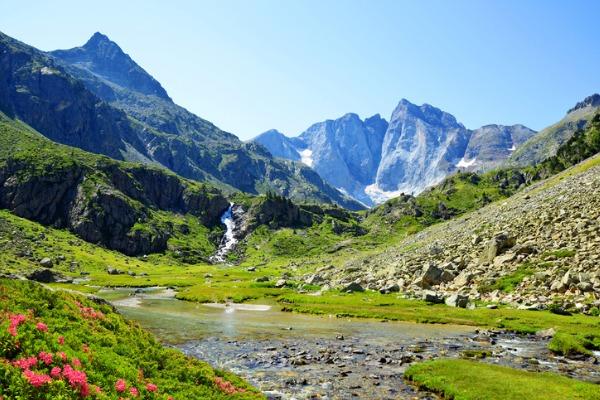 Parque Nacional de los Pirineos (Francia)