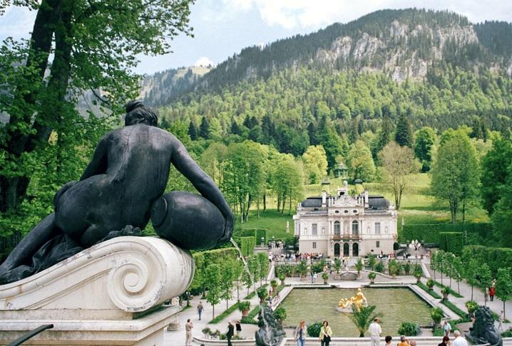 Palacio Linderhof (Baviera)