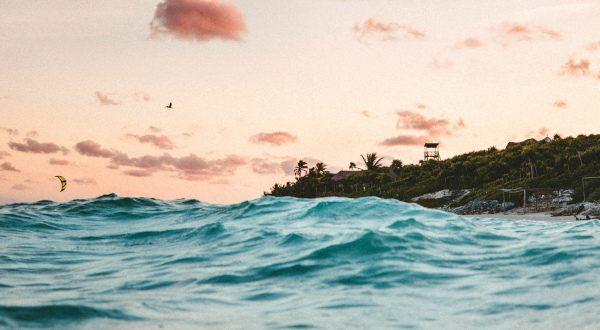 destino playa y mar