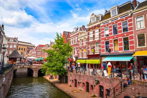Canal de Utrecht