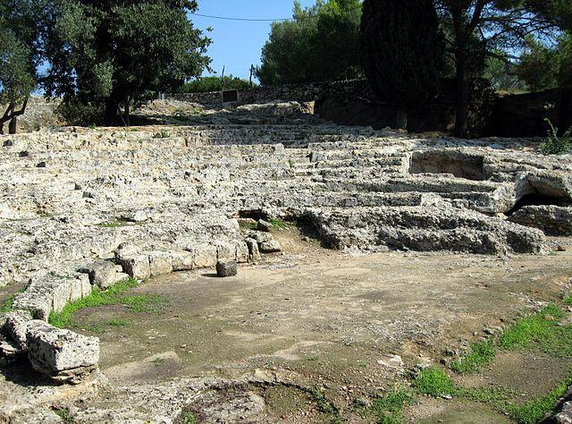 Teatro romano de Pollentia