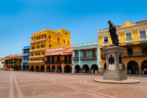 Plaza de los Coches (Cartagena de Indias)