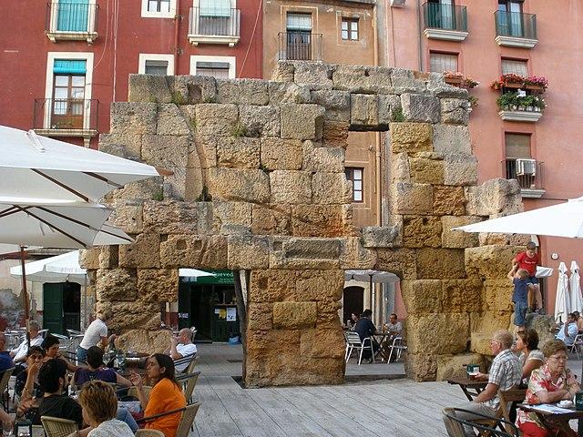 Plaza del Foro (Tarragona)