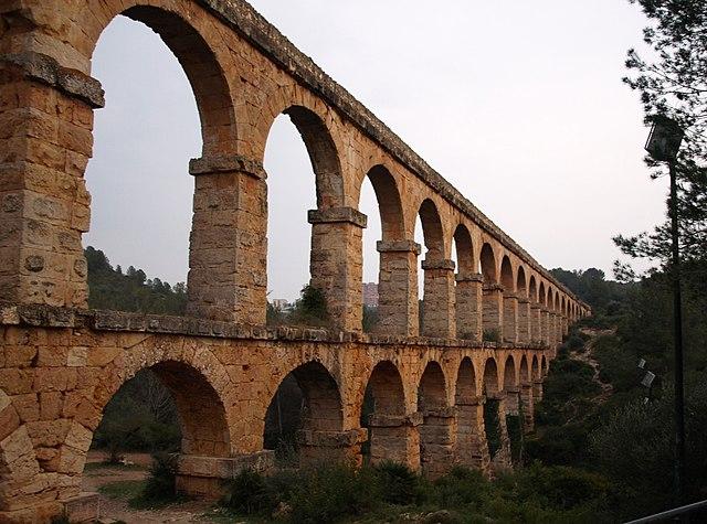 Acueducto de Les Ferreres (Tarragona)