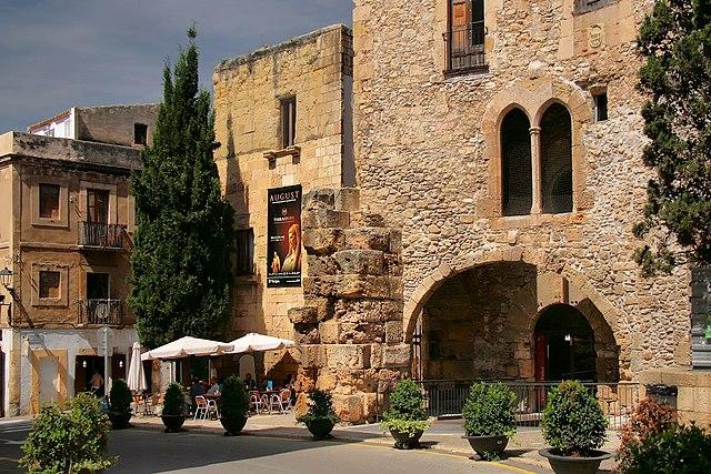 Plaza del Pallol (Tarragona)