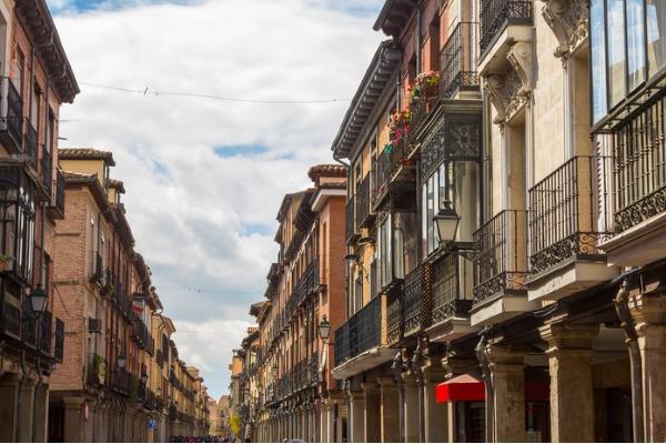 Calle Mayor, Alacalá de Henares