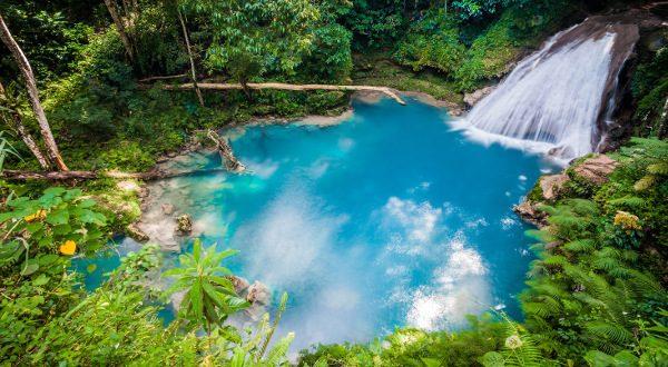 Cascada de Jamaica