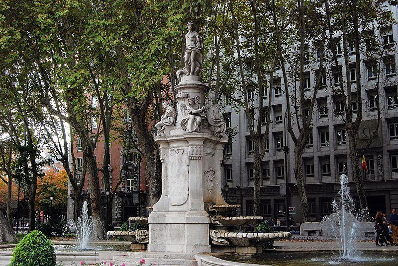 Fuente de Apolo (Madrid)