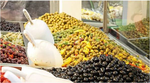 Mercado provenzal de Tolón