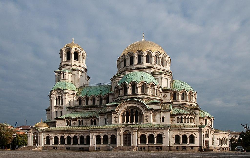 Catedral de Sofía (Bulgaria)