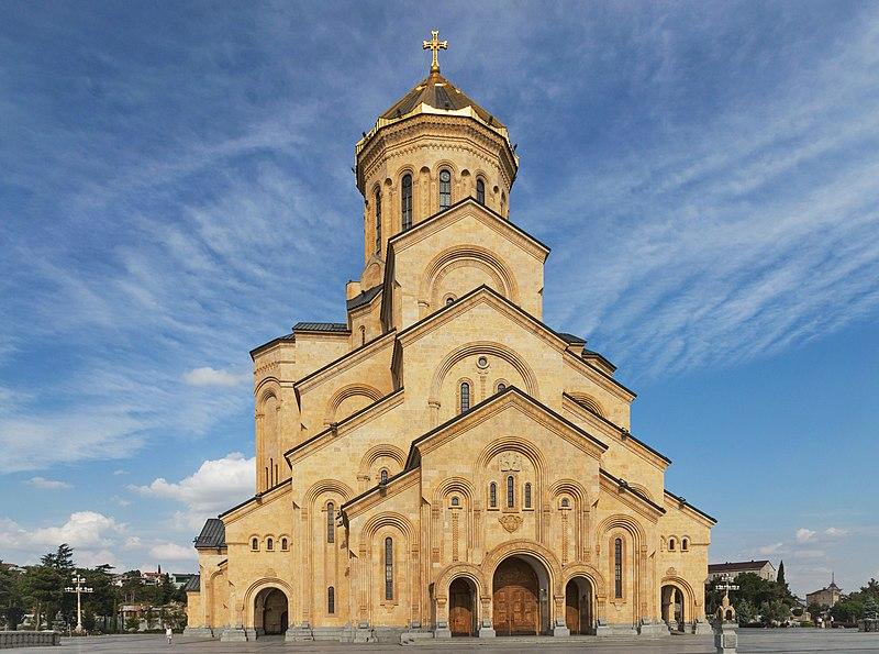 Catedral de la Santísima Trinidad (Tiflis)