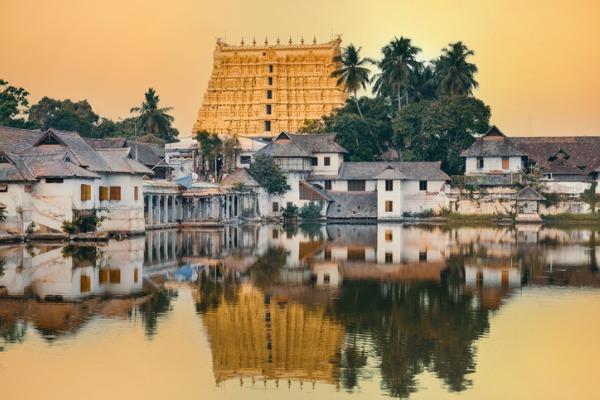 Templo de Padmanabhaswamy (India)