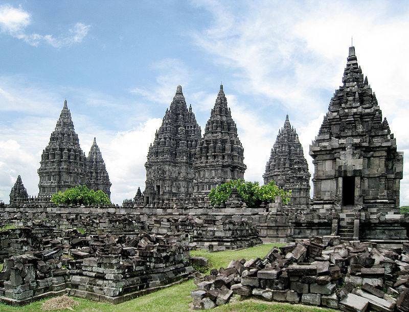Templo de Prambanan (Indonesia)