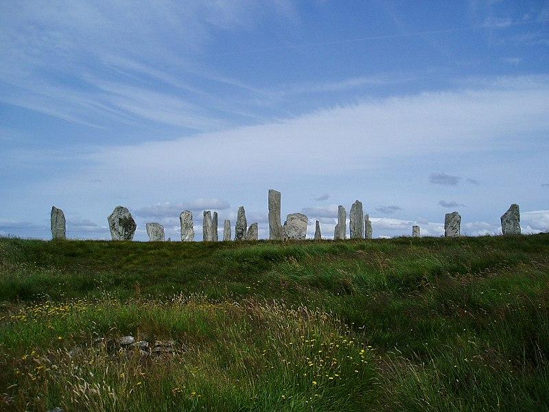 Piedras de Callanish (Escocia)