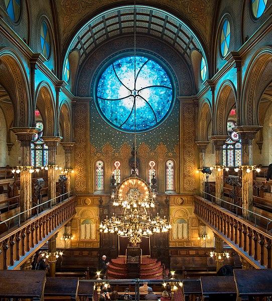 Sinagoga de la calle Elridge (Nueva York)