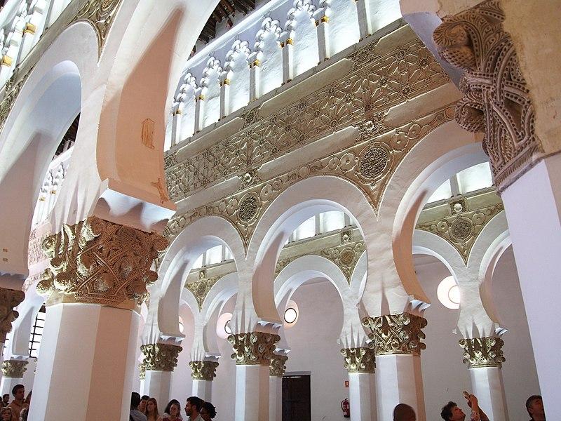 Sinagoga Santa María la Blanca (Toledo)