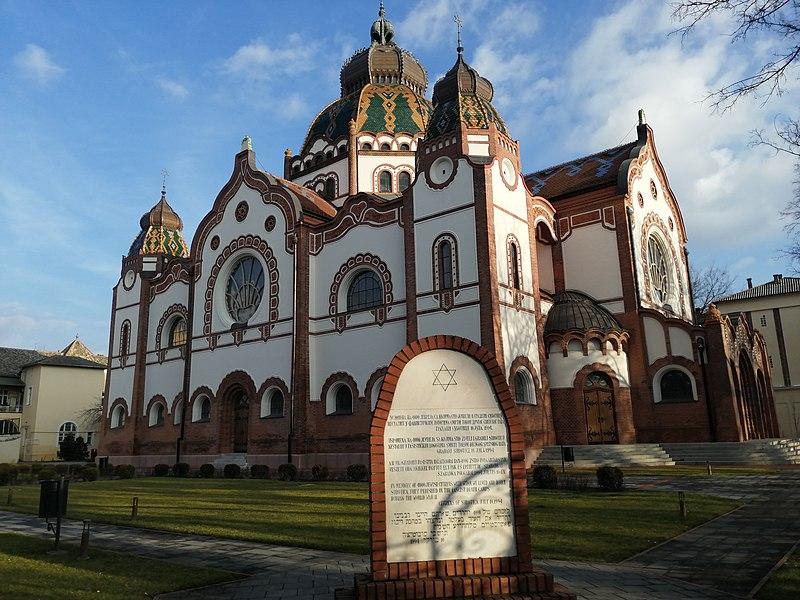 Sinagoga de Subotica (Serbia)